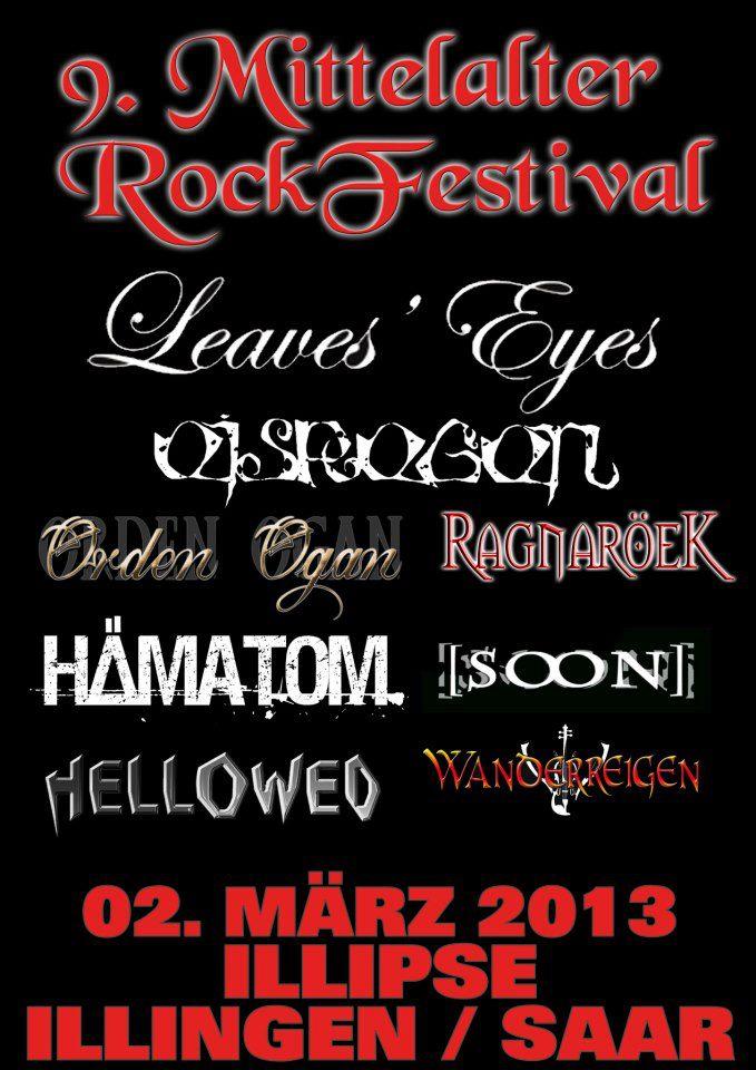 mittelalt rock fest