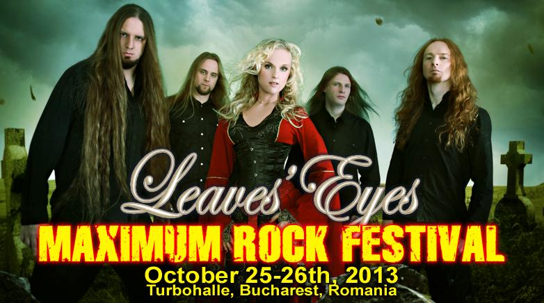 Leaves Eyes MR Fest 2013